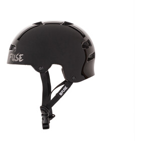 FUSE Alpha Helm glossy black